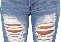 customizing jeans